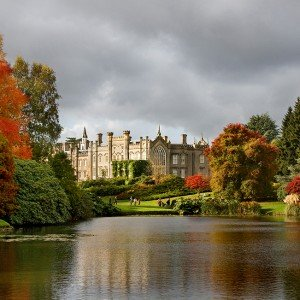 Sheffield Park in its Autumn glory
